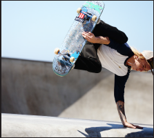 Skateboarders; More Than Vandals
