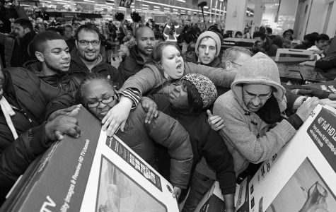 Black Friday Raises Concern