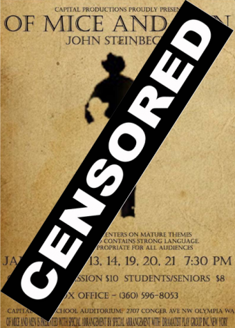 """CHS Administration and District Censor """"Of Mice and Men"""""""