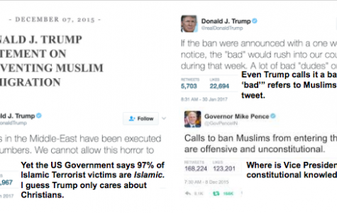 Call it what it is: a Muslim Ban