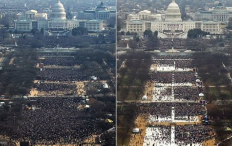Trump Inauguration Attendence