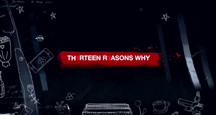 13 Reasons Why Show Title Screen