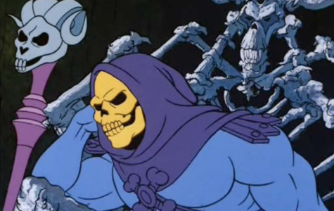 Skeletor Column of EVIL #1