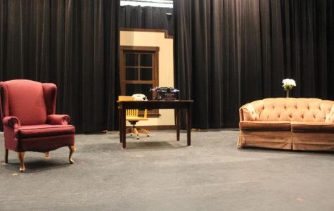 CHS Rehearsal for Murder