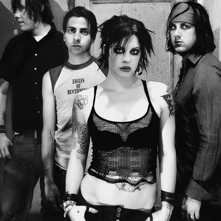 The Distillers Release New Music After 15 Years