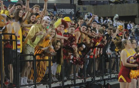 Podcast: Capital High School Student Section