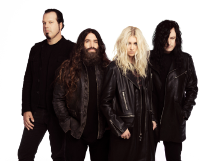 Death by Rock and Roll? A Review of the Pretty Reckless