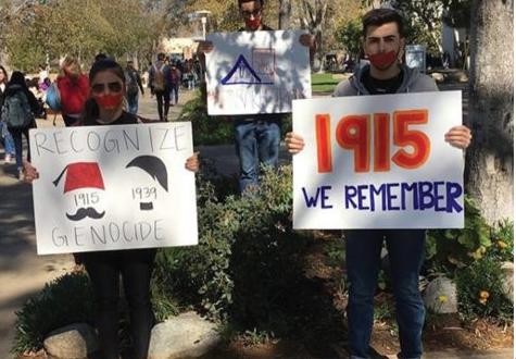 Biden Denounces The Armenian Genocide
